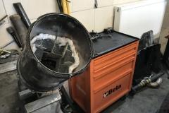 usuwanie filtrów DPF/FAP wrocław, przepalanie filtrów DPF